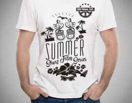 nº 51 pour Design a T-Shirt for EBE Films' Summer Film Series! par hichamalmi