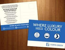 nº 5 pour Design 4 Postcards Front & Back par teAmGrafic