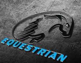 nº 44 pour Design a Logo - Horse and Skyline par Skshuvo002