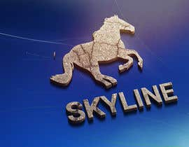 nº 38 pour Design a Logo - Horse and Skyline par Ledpwarriors
