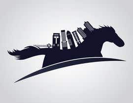 nº 41 pour Design a Logo - Horse and Skyline par shakillraj