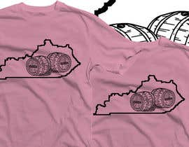 nº 46 pour Design a T-Shirt - Bourbon State par nobelahamed19