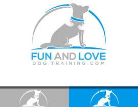 nº 105 pour Logo design for a dog training company par LOGOWORLD7788