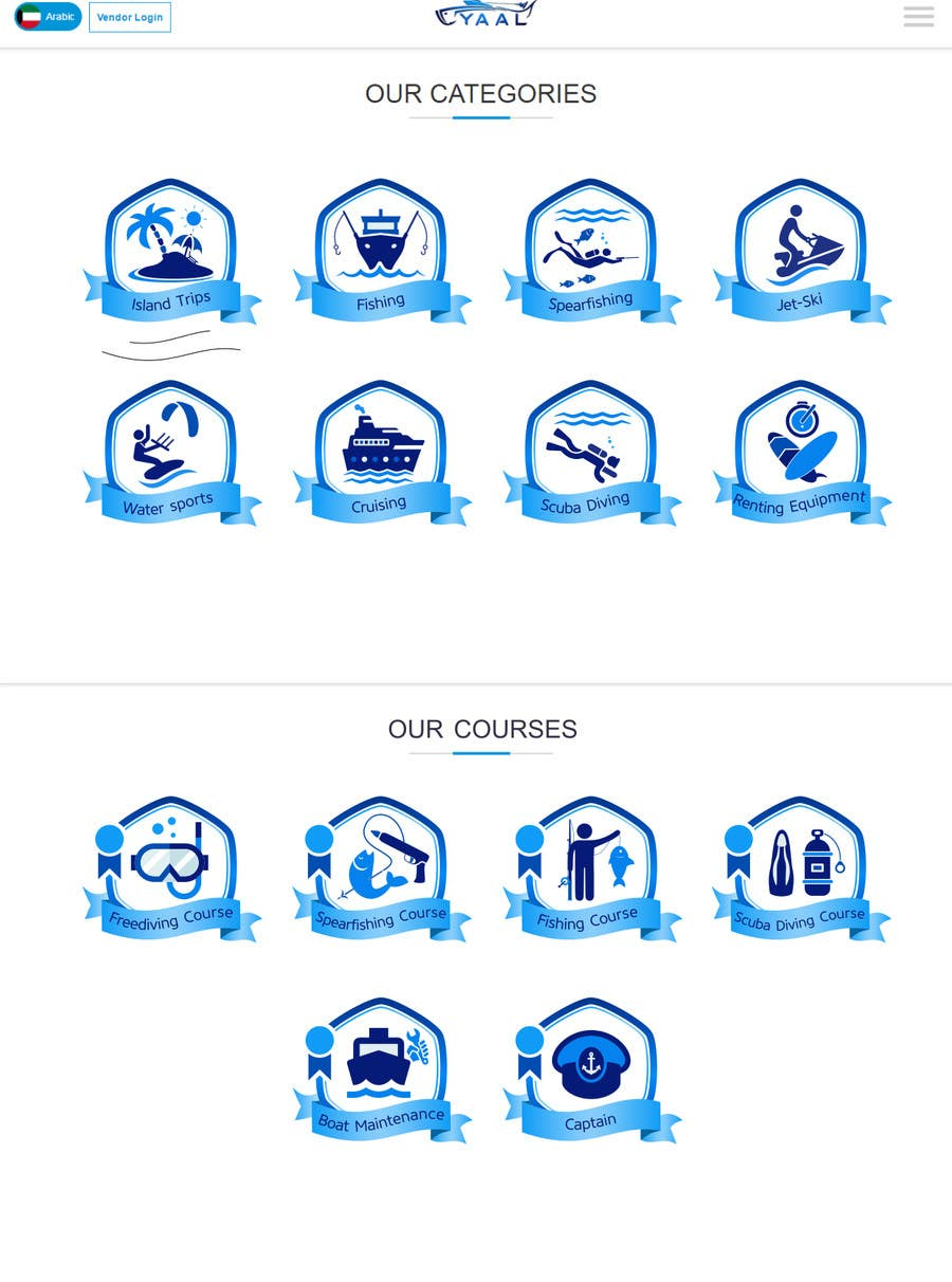 Proposition n°38 du concours Design some Icons for my website and app