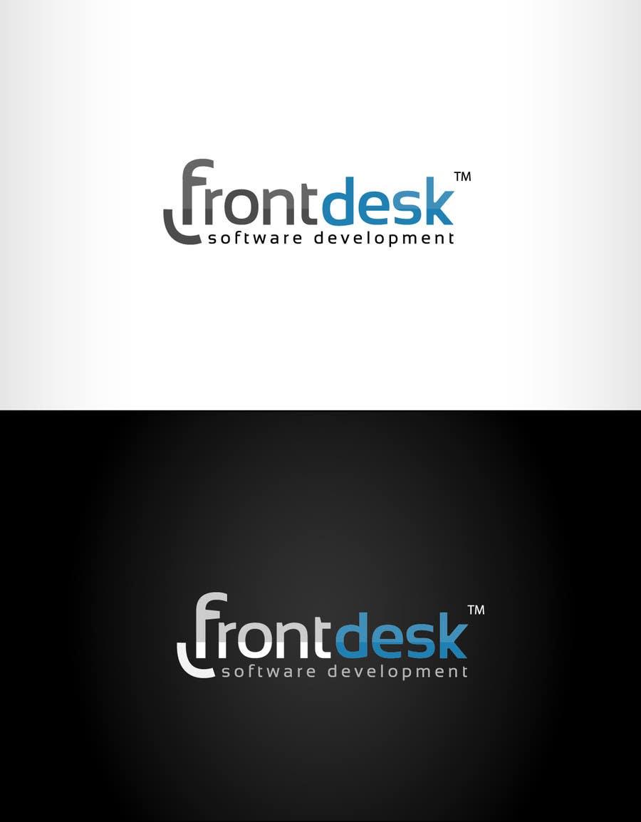 Contest Entry #430 for Logo Design for FrontDesk