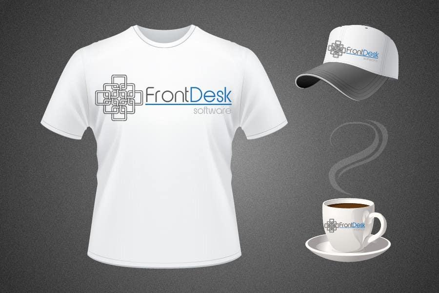 Inscrição nº 495 do Concurso para Logo Design for FrontDesk