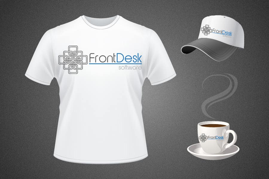 Contest Entry #495 for Logo Design for FrontDesk