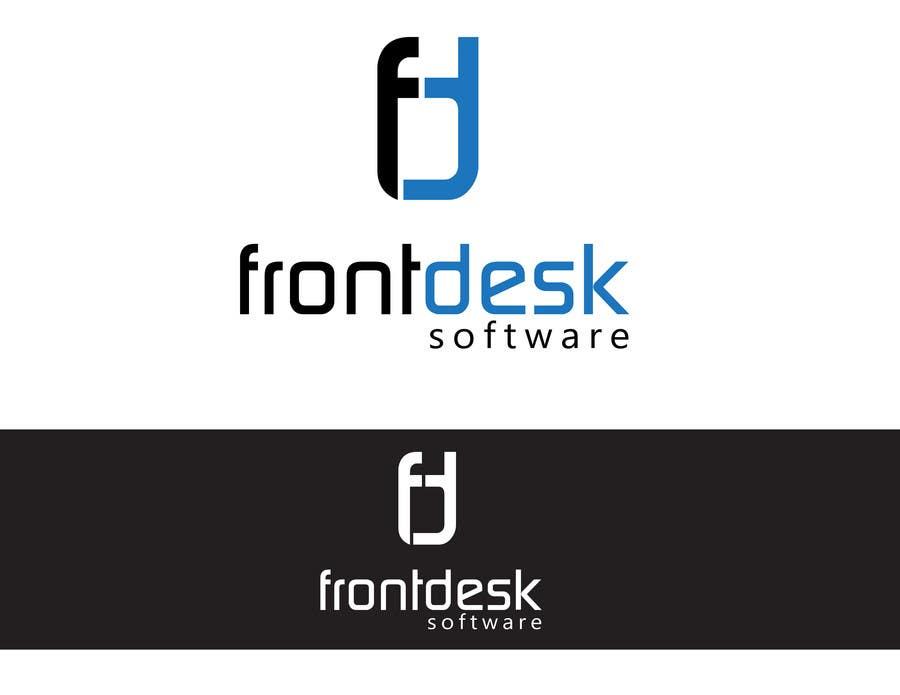 Inscrição nº 673 do Concurso para Logo Design for FrontDesk