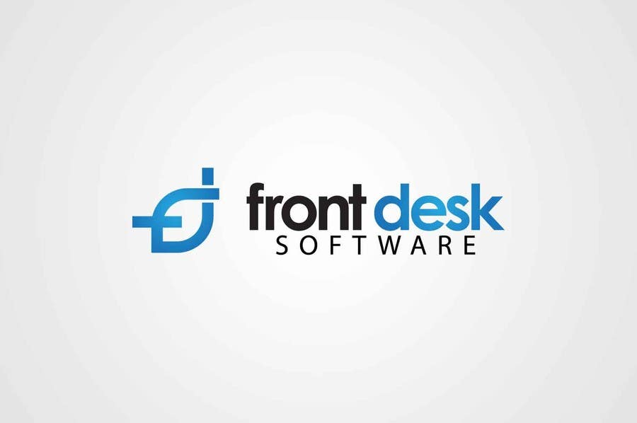 #482 for Logo Design for FrontDesk by IzzDesigner
