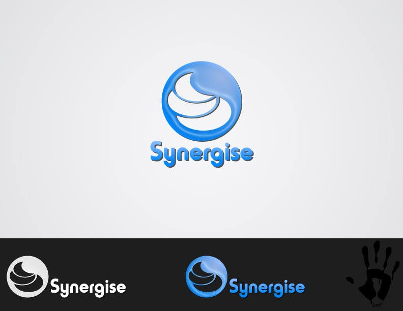 Proposition n°                                        38                                      du concours                                         Logo Design for Synergyse