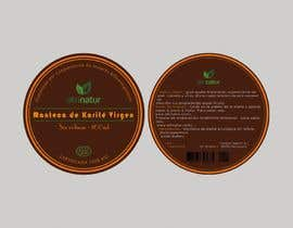 nº 21 pour Design two round labels for a natural product par atasarimci