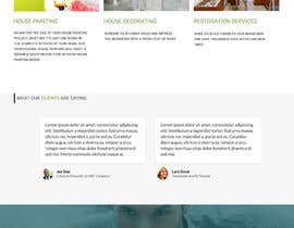 nº 2 pour Illustrate Wordpress HomePage Design par mazcrwe7