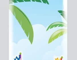 nº 8 pour Beachflag-design par MohammedAtia