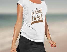 nº 29 pour west/best t-shirt par momotamumu11