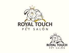 "#503 for Logo Design for ""Royal Touch"" Pet Salon by dulhanindi"