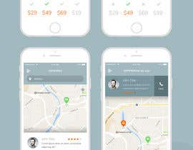 nº 23 pour Mobile App PSD par winniefernandez