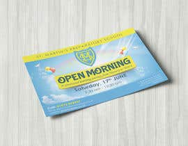#36 for Design a flyer for open morning June 2017 by MooN5729