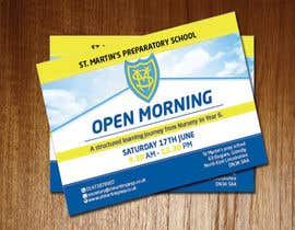 #39 for Design a flyer for open morning June 2017 by CEERRA