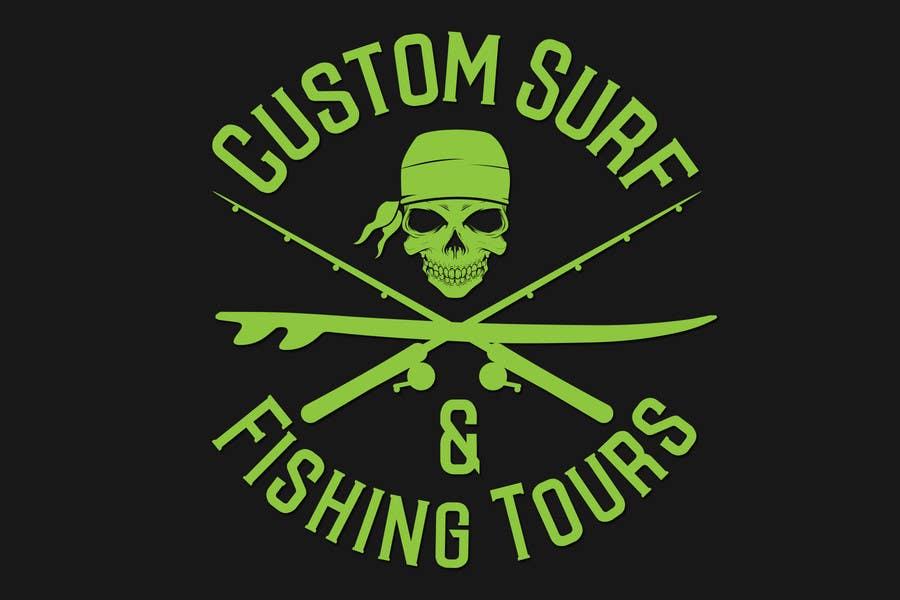 Penyertaan Peraduan #                                        47                                      untuk                                         New Australian Surf Tour Business Needs Awesome Logo