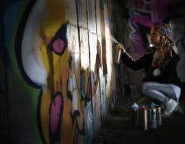 nº 16 pour Graffiti Artist par stevenhirons