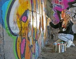 nº 19 pour Graffiti Artist par mycreativeworld1