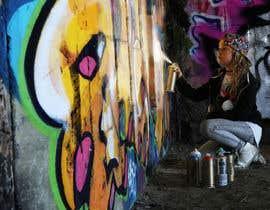 nº 21 pour Graffiti Artist par ShinTeh