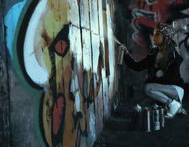 nº 9 pour Graffiti Artist par CreativePolar