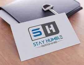 nº 89 pour Design a Logo for Stay Humble Hustle Hard par onnession