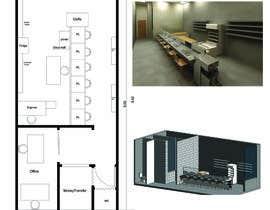 nº 4 pour Shop Fitting 3D and cad design par AhmedAMokhtar
