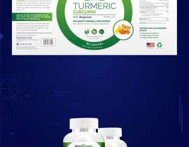 nº 23 pour Design Product Label For Vitamin Bottle par arslanizaya