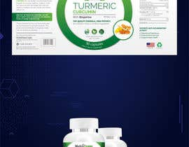 nº 25 pour Design Product Label For Vitamin Bottle par arslanizaya