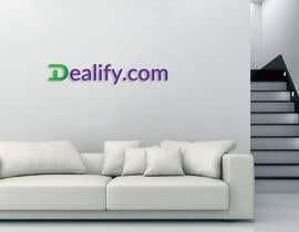 nº 141 pour Design a Logo - Dealify.com par zahidhasan701