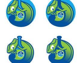 nº 118 pour ZC Chameleon Logo Design par danielharvel