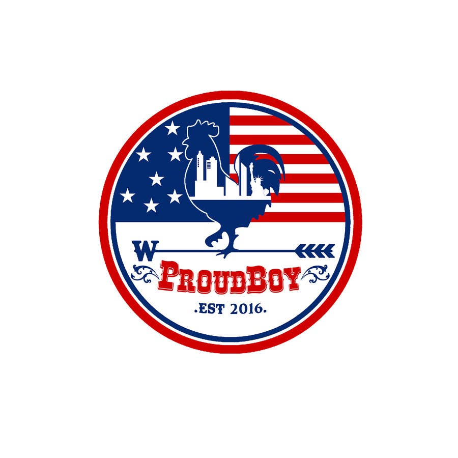 Proposition n°2 du concours Proudboys NYC