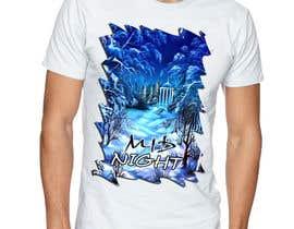 nº 35 pour Design an image for a T-shirt par KLTP