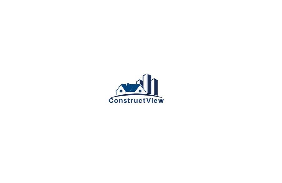 Proposition n°216 du concours ConstructView Logo