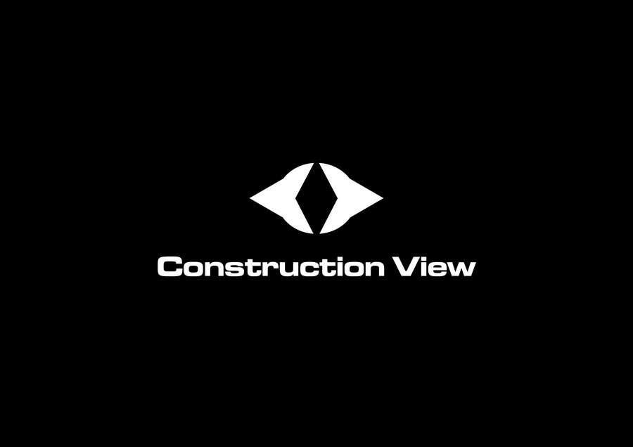Proposition n°142 du concours ConstructView Logo