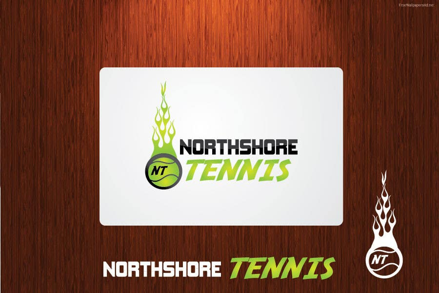 #263 for Logo Design for Northshore Tennis by Sidqioe