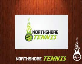 #263 para Logo Design for Northshore Tennis por Sidqioe