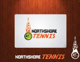 nº 250 pour Logo Design for Northshore Tennis par Sidqioe