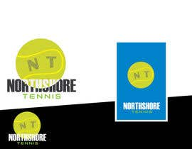#270 for Logo Design for Northshore Tennis by Hasanath