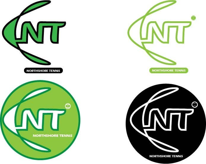 #232 for Logo Design for Northshore Tennis by idylynn