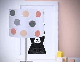 nº 131 pour create a design on a lampshade for baby's room par LadyLaszarus