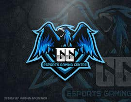 nº 51 pour Logo Design for GG eSports Gaming Centre par marvinbaldemor36