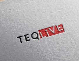 """nº 92 pour Design a LOGO for our website """"Teqlive"""" par Logocity"""