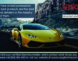 nº 64 pour Design an Automotive Advertisement par shahbazseyidli