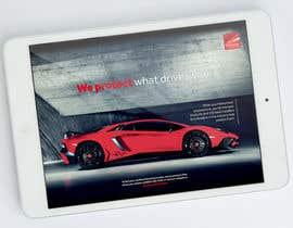 nº 100 pour Design an Automotive Advertisement par drlayson