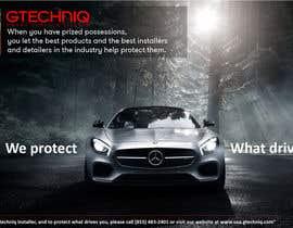 nº 65 pour Design an Automotive Advertisement par x09ghost