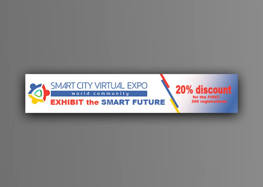 Proposition n°17 du concours Smart City Virtual Expo banner