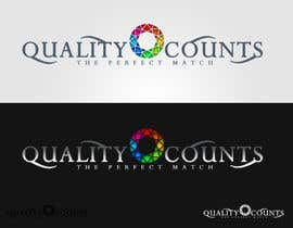#31 cho Logo Design for Quality Counts bởi janilottering